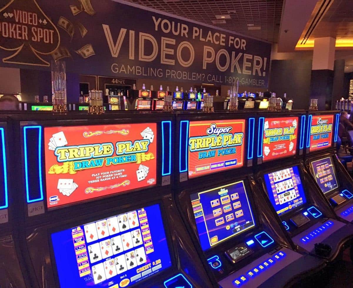 video-poker-games