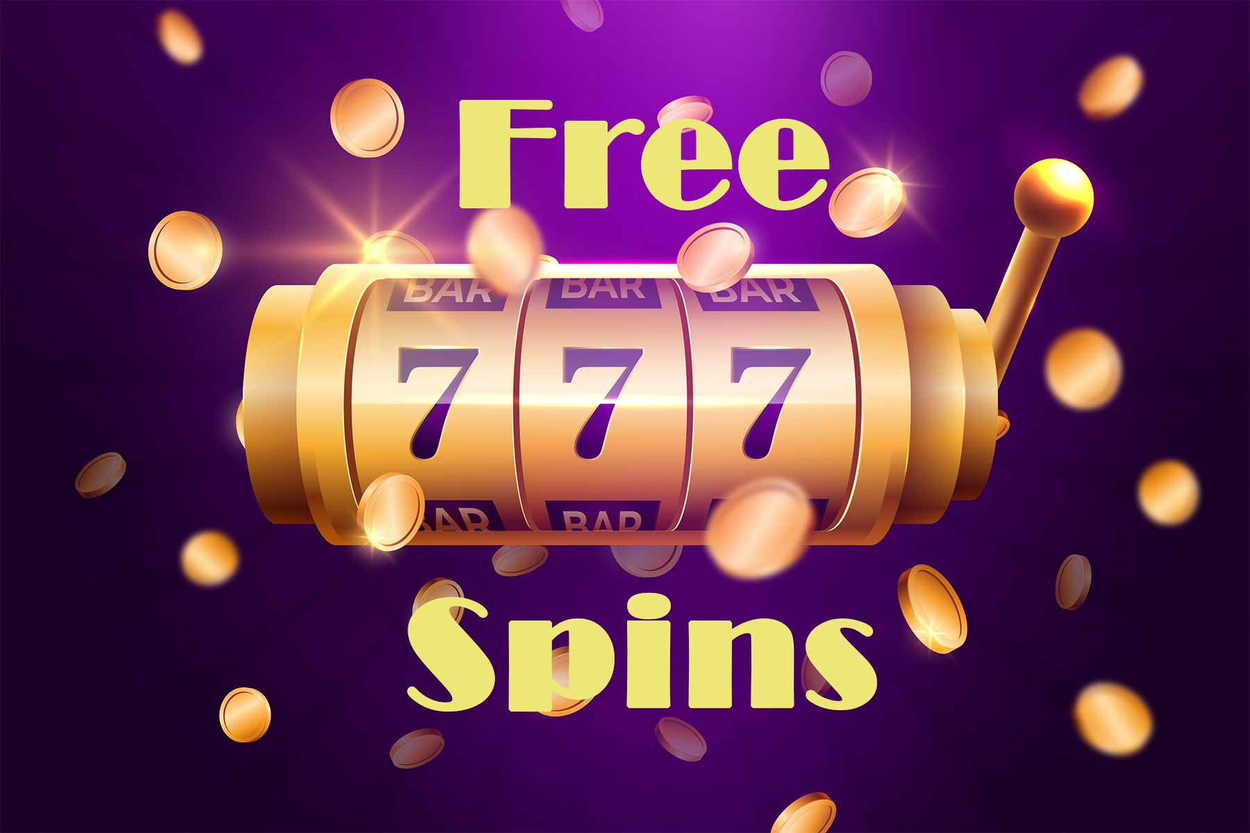 Free Spins, How does it work and It's Classification - CaptainCharity.com