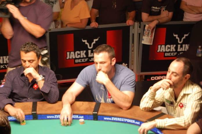Ben Affleck gambling