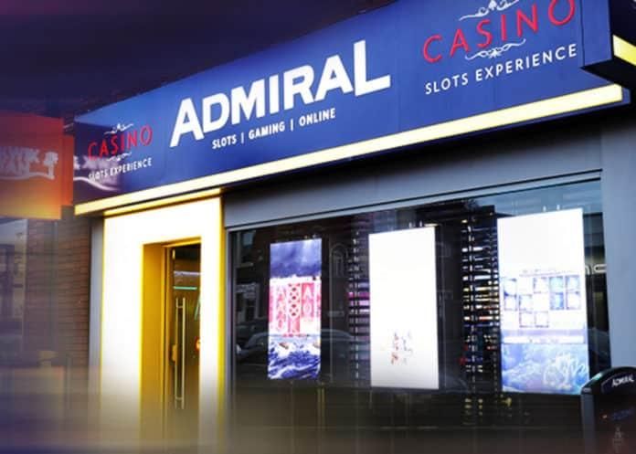 Admiral gambling